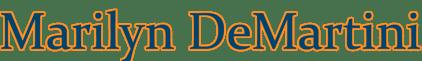 Marilyn DeMartini – Writer, Marketer, Fitness Instructor Logo